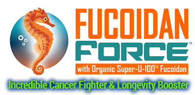fucoidan for health header logo