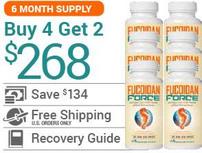 Fucoidan Buy 1 Bottle