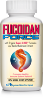 Fucoidan Force Supplement Bottle