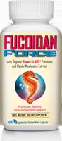 Fucoidan Force Supplement Bottle