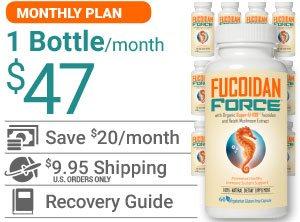 Buy Fucoidan Monthly Plan